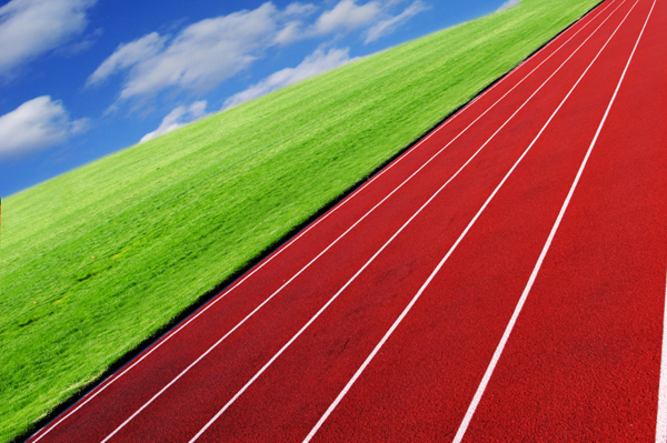 Athletics Track Maintenance