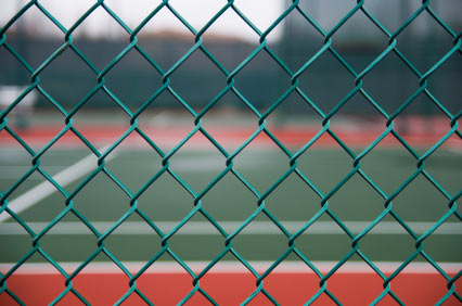 Tennis Court Fencing