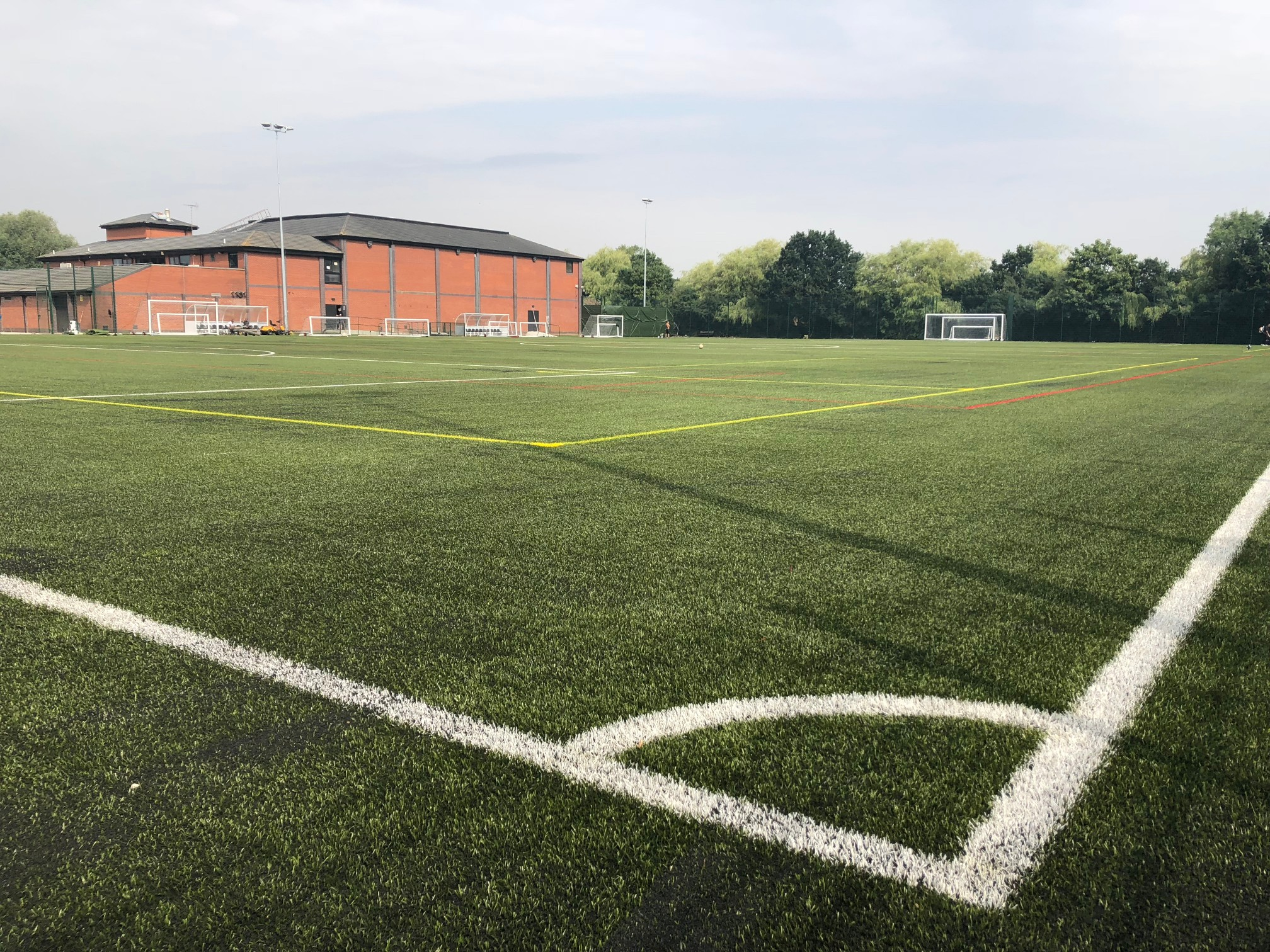 ETC Sports Surfaces provide 3G pitch construction services for UK schools, clubs and public facilities