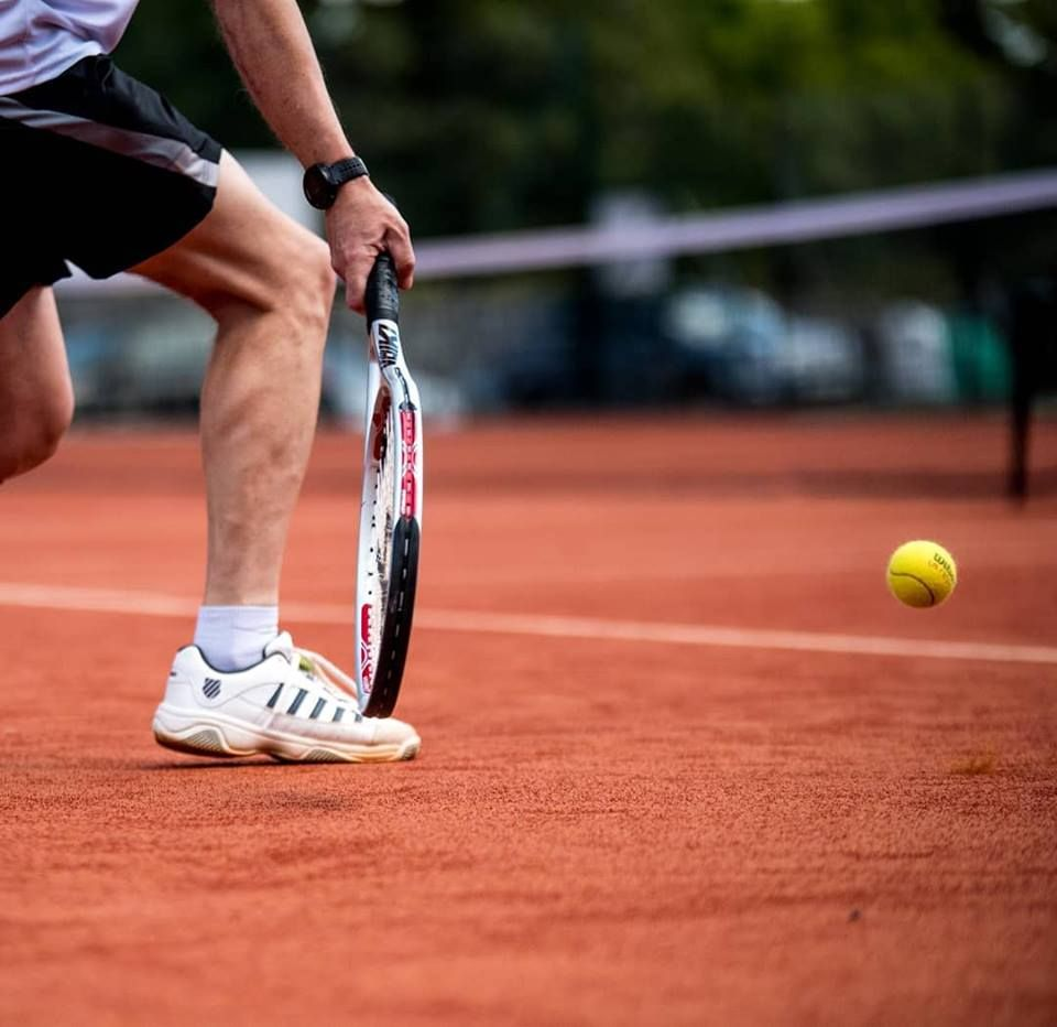 Artificial clay tennis courts are an increasingly popular choice for the modern game.