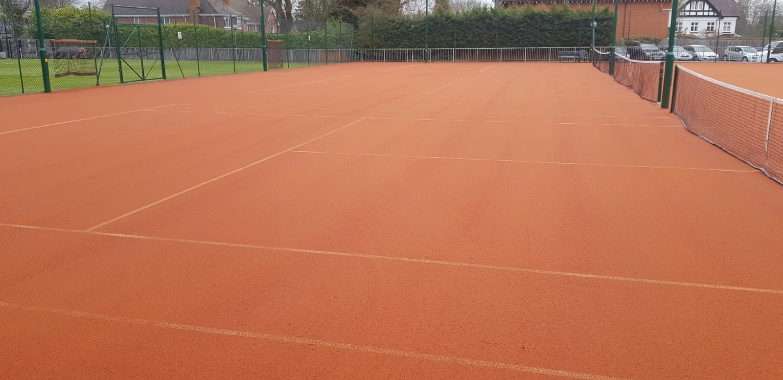 Artificial clay technology provides the perfect solution for modern tennis court surfaces.