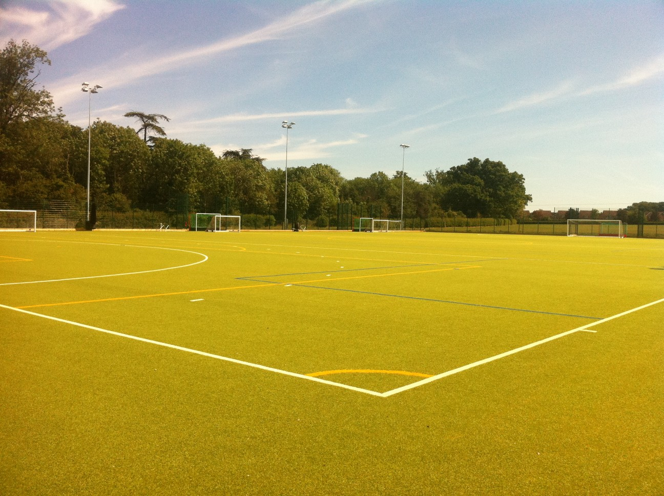 ETC Sports Surfaces have 30 years' experience in artificial grass installations for a wide range of sports pitches.