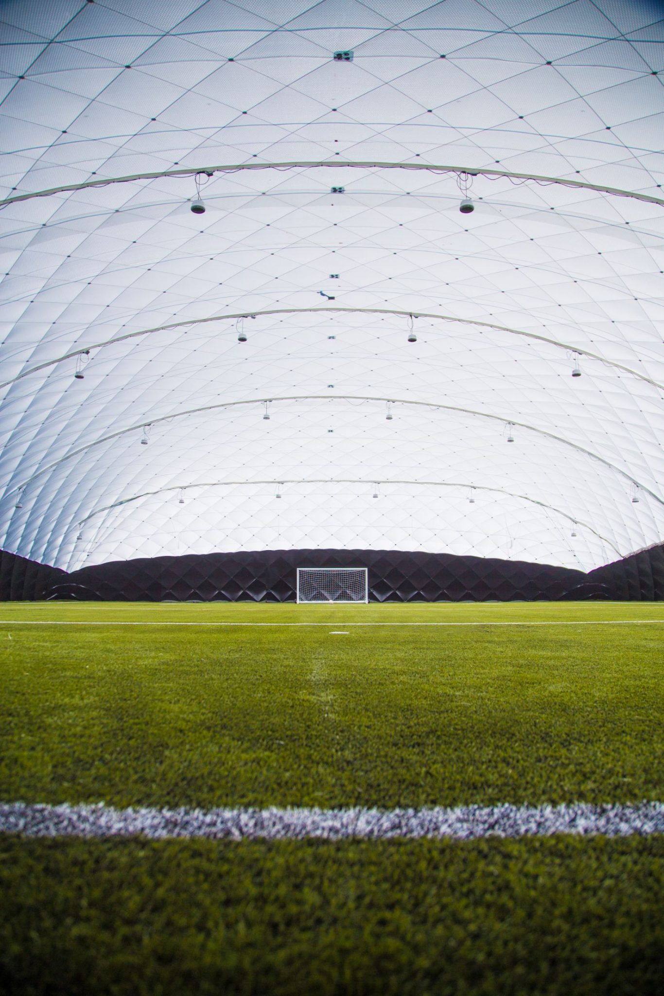 How much your football pitch construction cost will depend on the design and size of your pitch