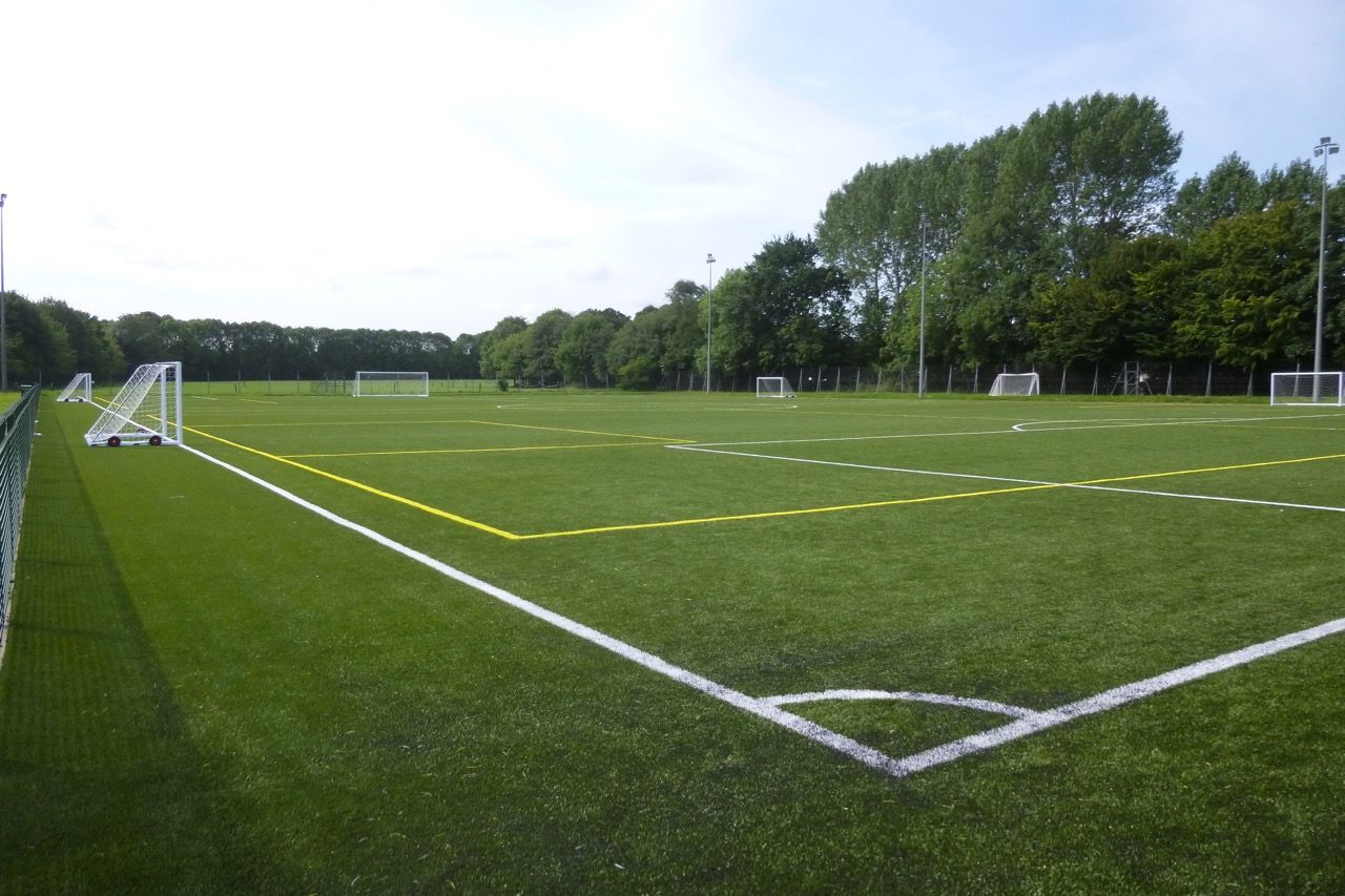 Clients across the UK rely on ETC Sports Surfaces for their football pitch maintenance
