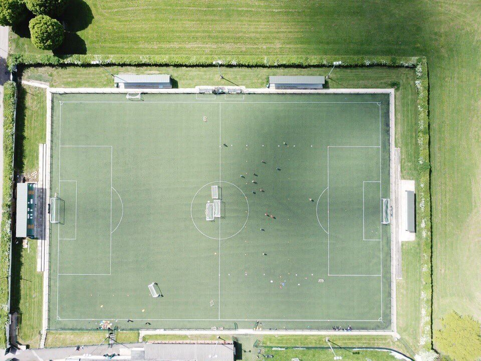 Football pitch costs vary according to the size and design of your pitch