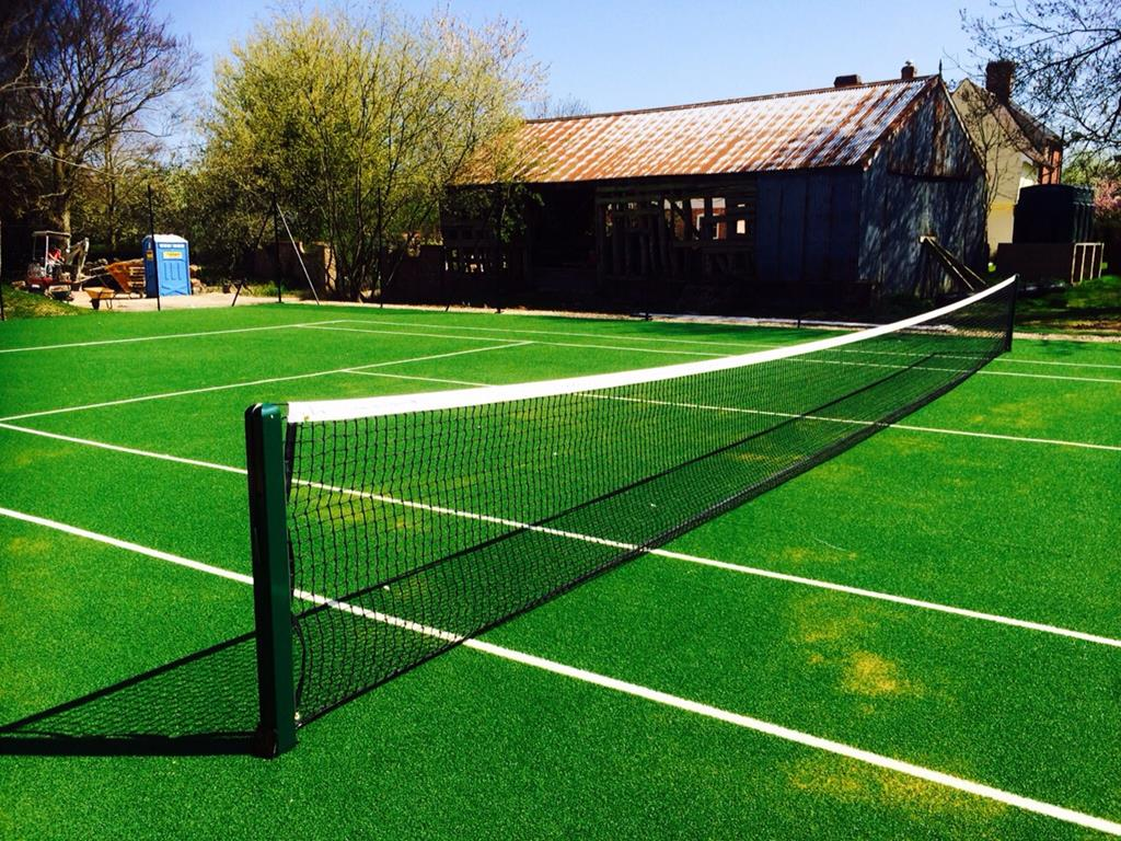 Tennis Court Construction Services, Image of Tennis Court Construction (14)