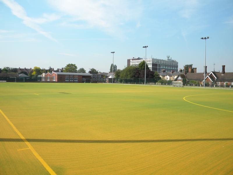 All Weather Sports Pitch Maintenance