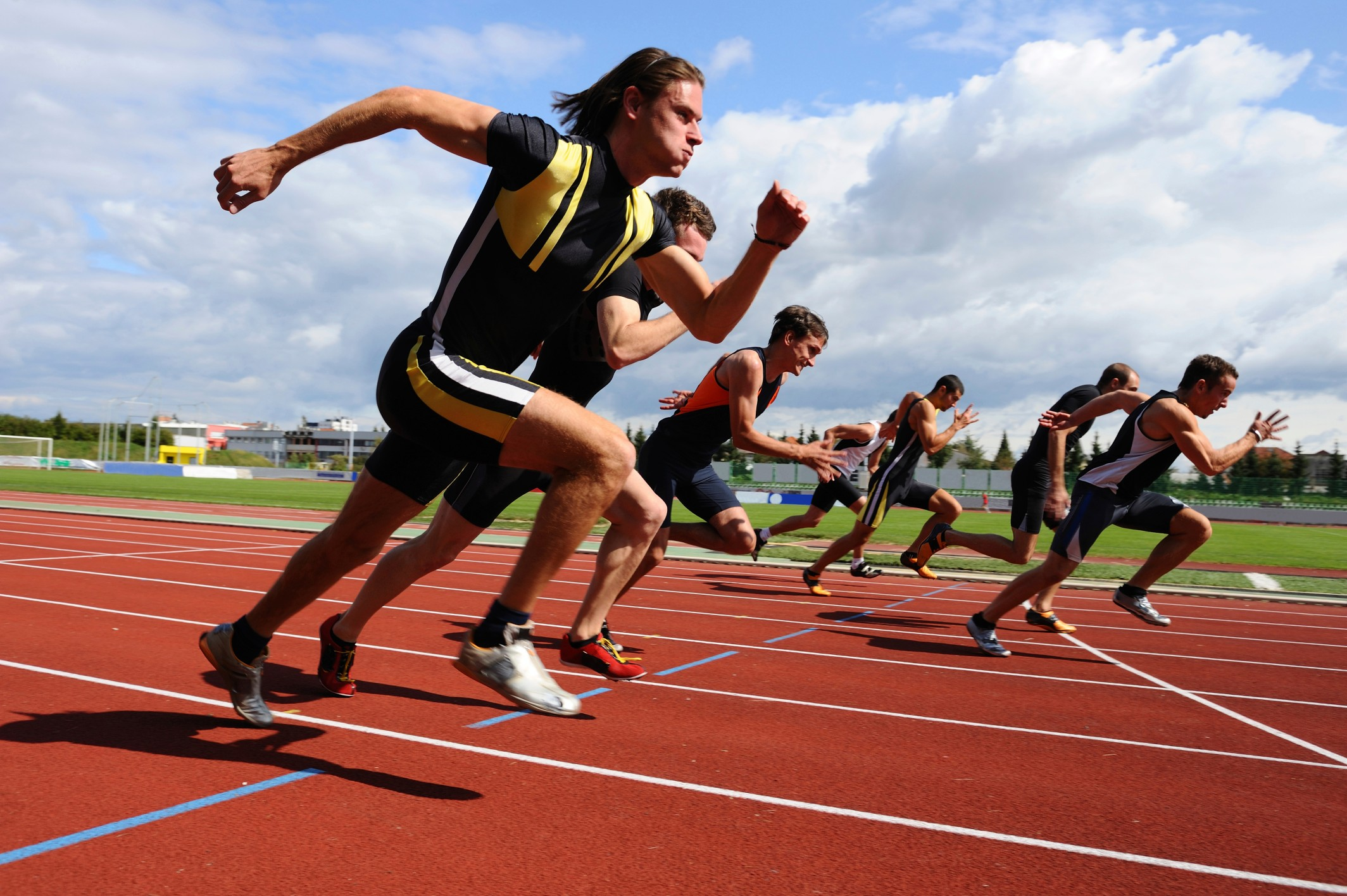 ETC Sports Surfaces are UK experts in high quality polymeric running track surfaces.
