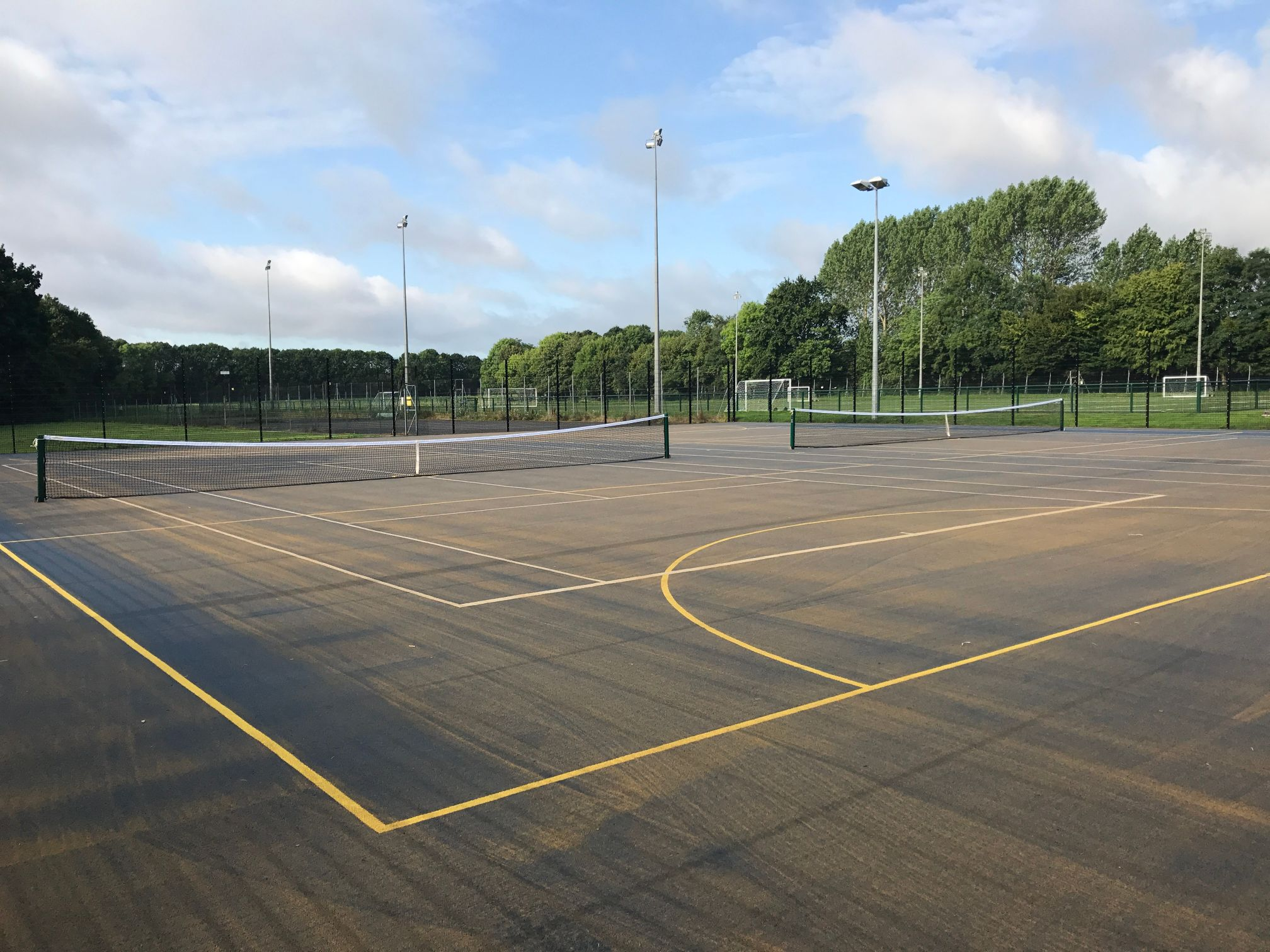 ETC Sports Surfaces are suppliers of Playrite's Matchplay 2 pitches, with 30 years' experience of sports surface installation.