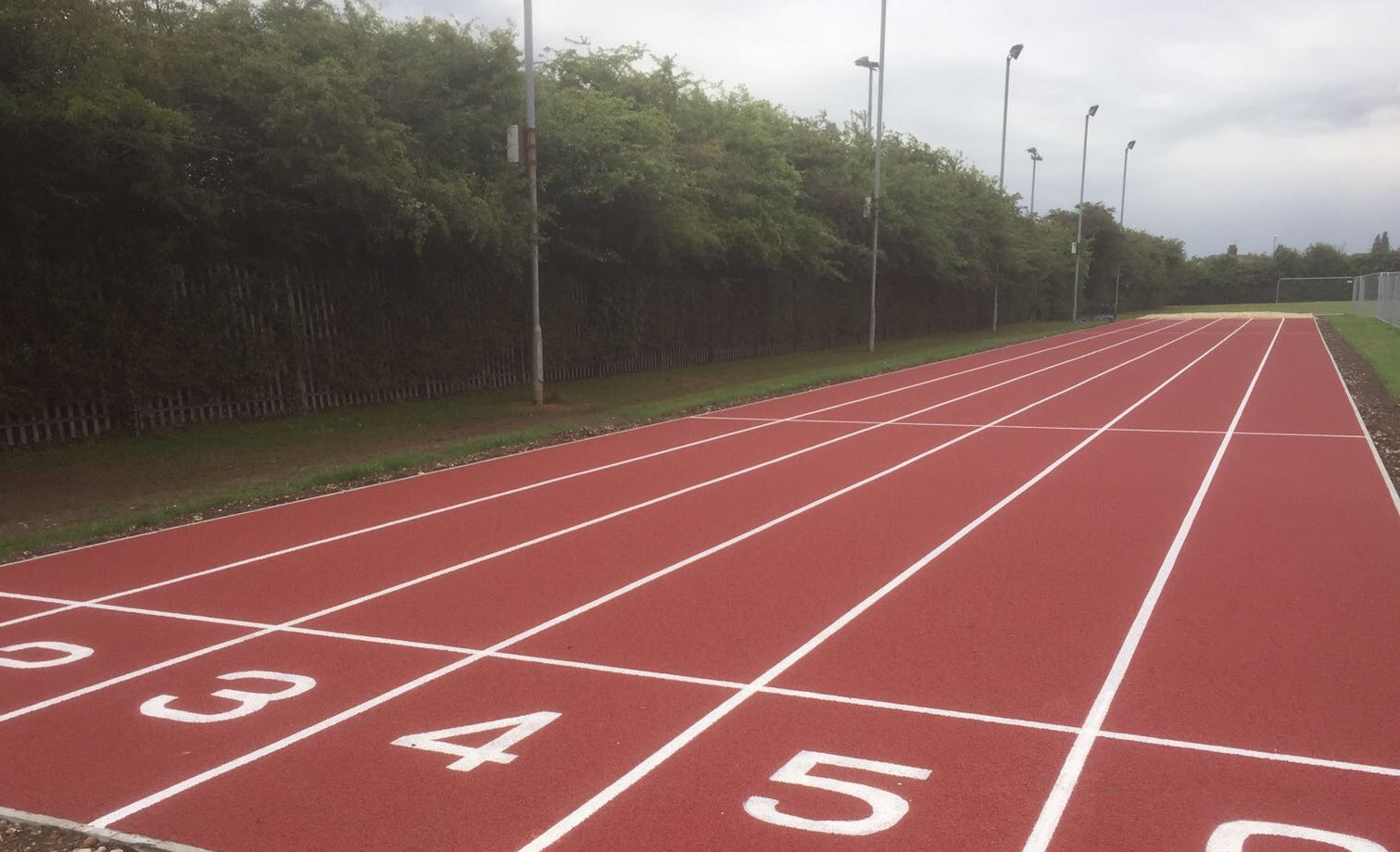 A polymeric rubber running track is the ideal solution for both amateur and professional UK athletics clubs.