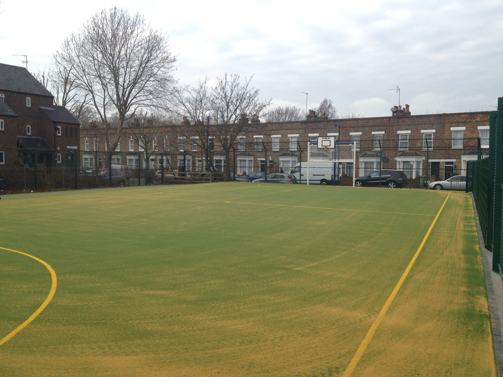 Synthetic turf provides the perfect artificial pitch solution for a variety of sports.