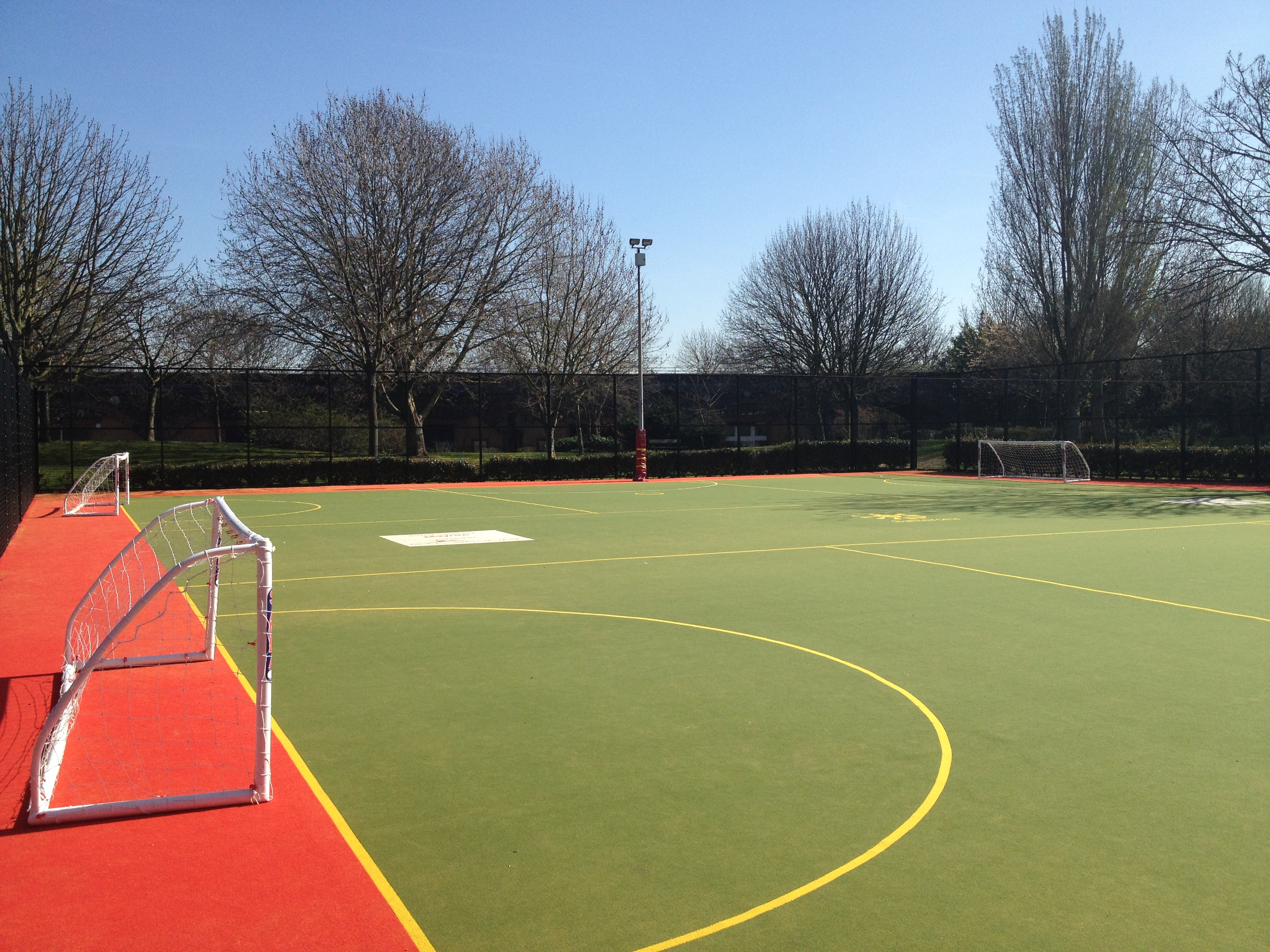 We design, install and maintain high quality Matchplay II sports surfaces in the UK.