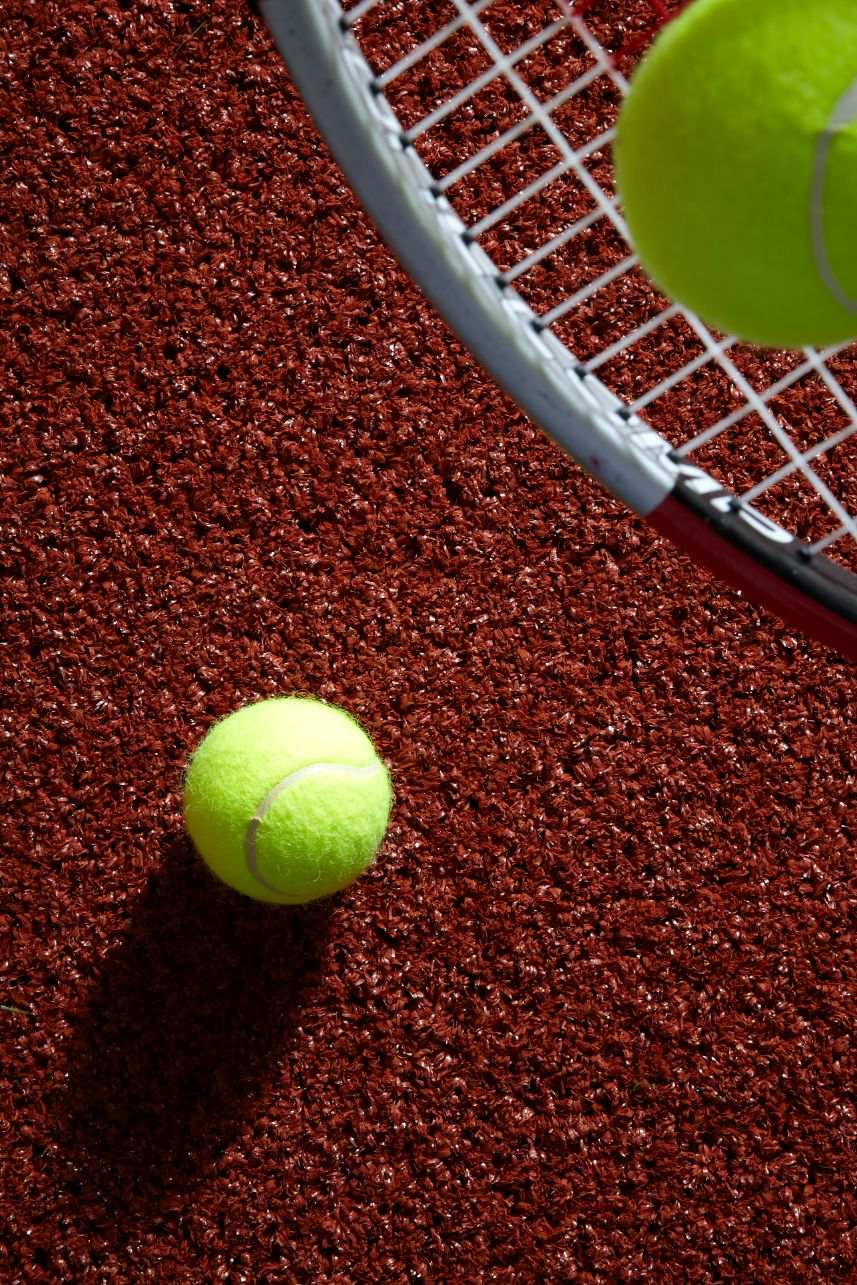 Expert installation will ensure that your players love your new clay tennis courts.