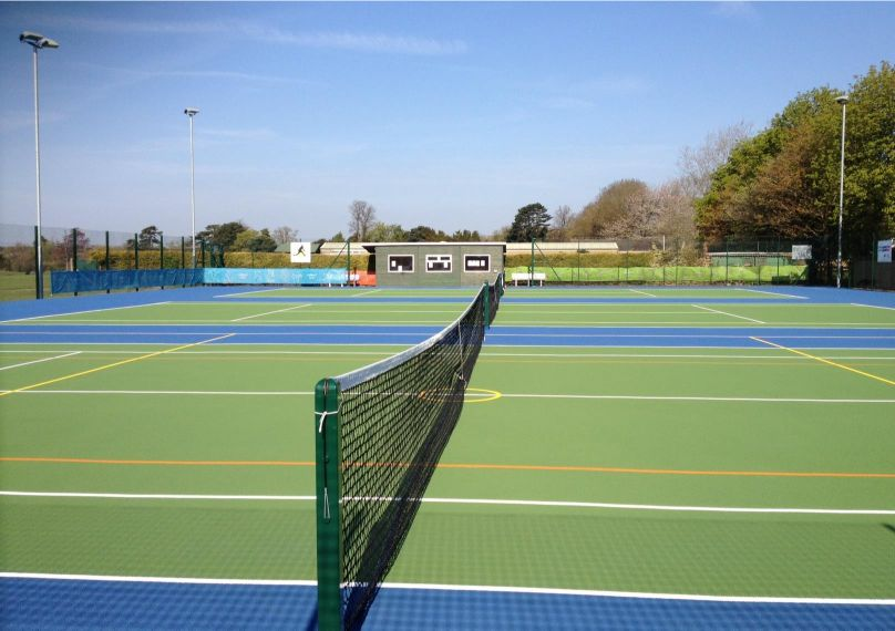 ETC Sports Surfaces are tennis court contractors with thirty years' experience in all aspects of construction, resurfacing, equipment and maintenance