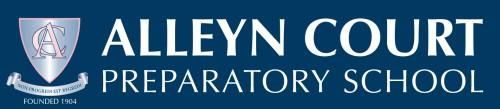 The official logo of Alleyn Court Preparatory School, Essex.