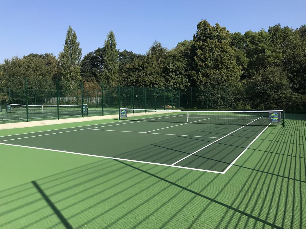 New Macadam Tennis Surfaces at Surbiton Racket and Fitness Club