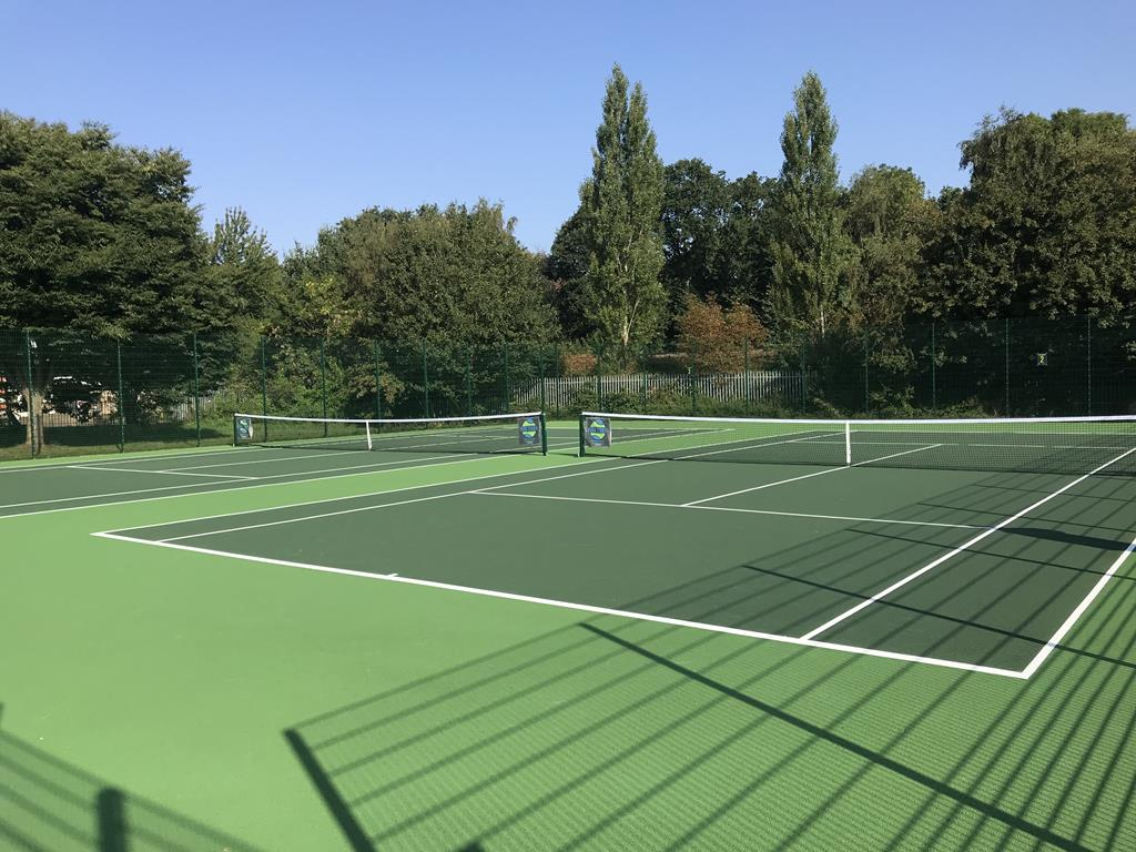 Surbiton Tennis Court Construction by Etc Sports Surfaces