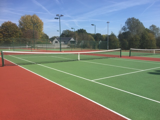 Essential tennis court maintenance and resurfacing in Essex