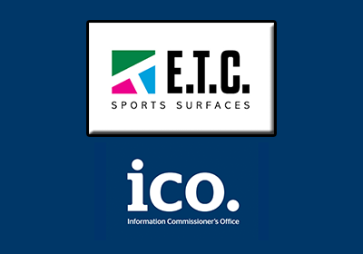 ICO data protection at ETC Sports