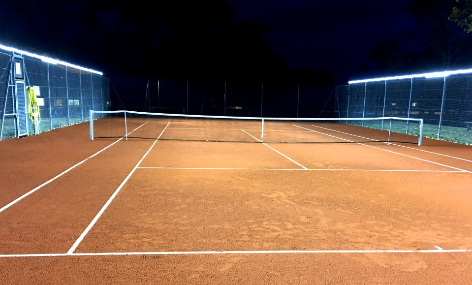 LED sports floodlightings solutions are changing thanks to Tweener®, now available in the UK through ETC Sports Surfaces.