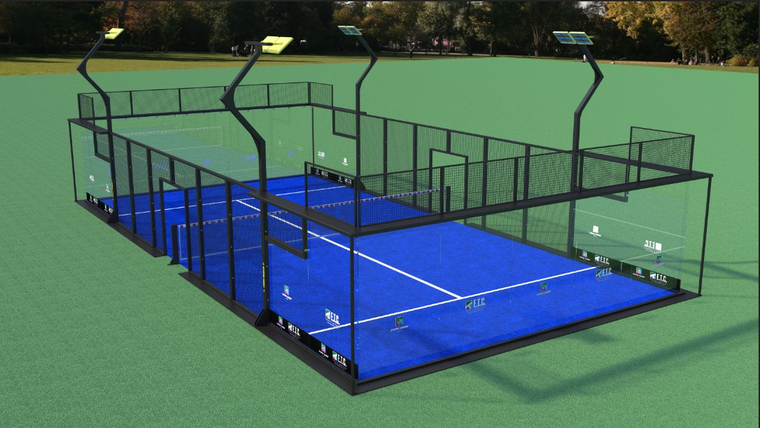 Thanks to our unique design, an ETC Sports Surfaces padel court costs less than traditional alternatives.