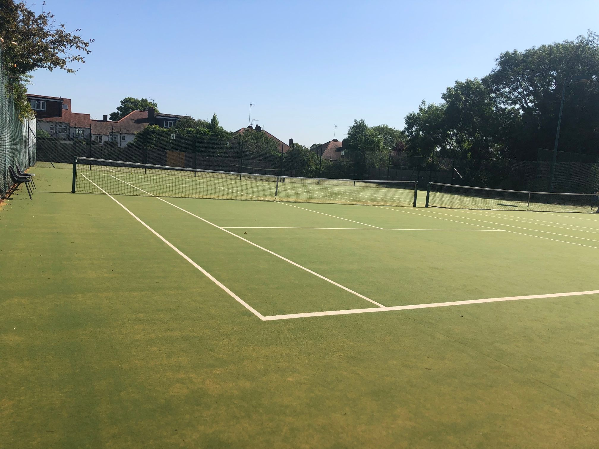 The needle punched technique offers the ideal high performing tennis court surfaces for busy clubs.