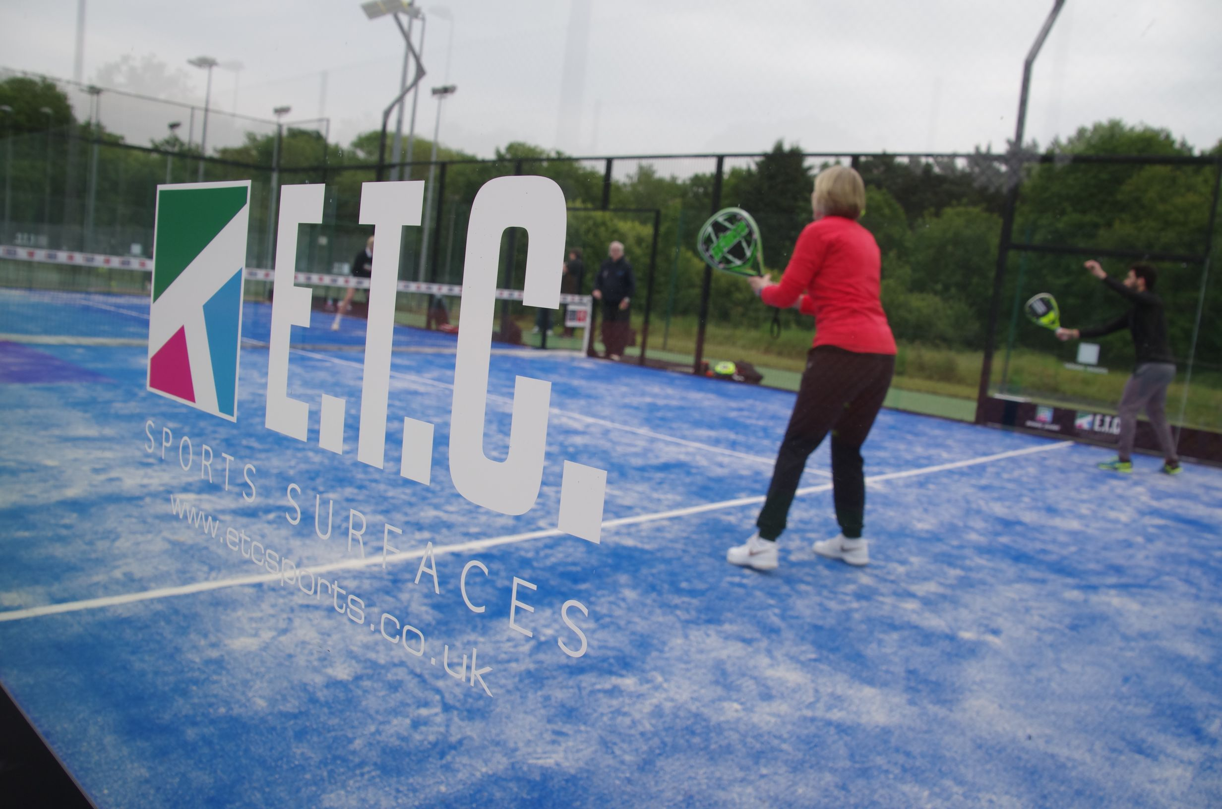 A Power Padel court construction is totally flexible and can be moved or stored to fit your main tennis court schedule.