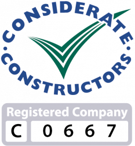 The Considerate Constructors Scheme is a voluntary body promoting construction excellence